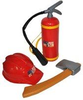 Brandweer set voor kinderen
