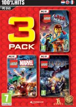 Lego Box Marvel, Hobbit, Movie - Windows