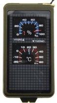 10-In-1 Survival / Outdoor Multitool Set - Met Kompas / Thermometer / Hygrometer