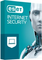 ESET Internet Security - 3 Gebruikers - 1 Jaar - Meertalig - Windows/MAC/Android Download