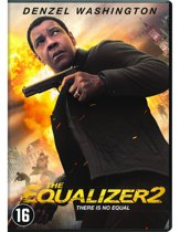 DVD cover van The Equalizer 2