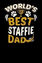 World's Best Staffie Dad