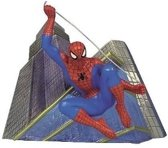 Spiderman on the Prowl Statue