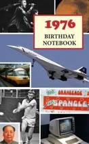 1976 Birthday Notebook