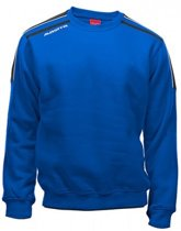 Masita Striker Sweater - Sweaters  - blauw - XL