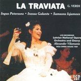 Verdi: La Traviata / Vilumanis, Galante, Petersons, Izjumovs