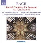 Bach: Sacred Cantatas F. Soprano