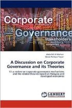 A Discussion on Corporate Governance and Its Theories