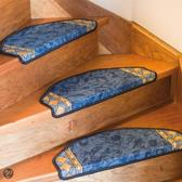 ComfortTrends Trapbekleding  Mat 3 stuks  - Gemakkelijk te bevestigen op elke egale trap