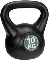 Avento Kettlebell - 10 kg - Zwart/Grijs
