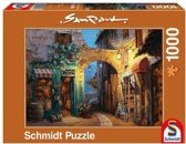 Alley at Lake Como 1000 pcs Puzzels