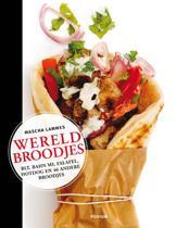 Omslag van 'Wereldbroodjes'