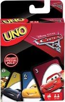 Mattel Uno Disney Cars Kaartspel