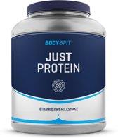Body & Fit Just Protein Eiwitpoeder / Eiwitshake - 2000 gram - Strawberry milkshake