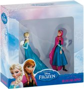 Speelfiguur Bullyland Frozen Elsa en Anna
