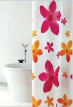 Textiel Douchegordijn Dafne Multi 180x200cm