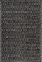 CleanWalk binnen/buiten karpet Wave grijs 120 x 170 cm