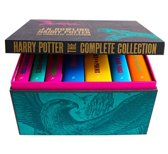 Boek cover Harry Potter - The Complete Collection van J.K. Rowling (Hardcover)