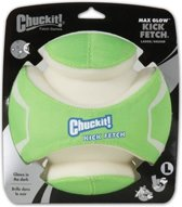 Chuckit CI Kick Fetch Max Glow - Medium - 19 cm
