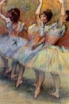 ''three Dancers'' by Edgar Degas