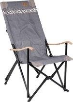 Bo-Camp Urban Outdoor - Vouwstoel - Camden - Grijs