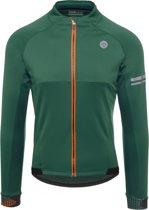 AGU AGU Fiets Winterjack Trend Heren - Groen - XL green xl