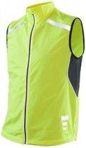 Wowow Dark Jacket 5.0 Fluorgeel Reflecterend Heren Maat S