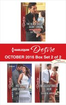 Harlequin Desire October 2016 - Box Set 2 of 2