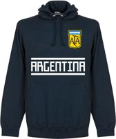 Argentinie Team Hooded Sweater - M