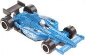 Johntoy Raceauto Moxie Blauw 7,5 Cm