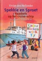 Spekkie en Sproet - Raadsels op het cruise-schip