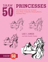 Draw 50 Princesses