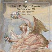 Six Cantatas 1731: Cantata Prima Tv