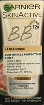 Garnier bb cream 12h la classique medium