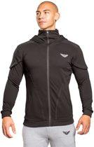 Aero wear Phoenix - Hoodie - Zwart - XL