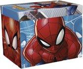 Marvel Spiderman Opbergbox/speelmat 30 X 30 X 30 Cm