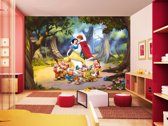 Dutch Wallcoverings Fotobehang Snow White,  4-d