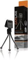 CamLink CL-TPMOB10 Mobiele telefoon Zwart tripod