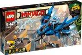 LEGO NINJAGO Movie Bliksemstraaljager - 70614