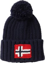 Napapijri Muts (fashion) - Mannen - navy/rood/wit/blauw
