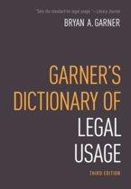 Garner's Dictionary of Legal Usage