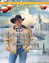 The Cowboy's Holiday Blessing (Mills & Boon Love Inspired) (Cooper Creek - Book 2)