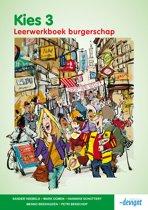 Kies 3 - Burgerschap - Leerwerkboek
