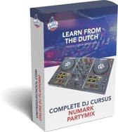 Numark Partymix (Basiscursus)
