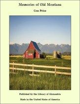 Memories of Old Montana