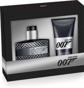 James Bond Signature Geschenkset - Eau de Toilette 30 ml + Douchegel 50 ml