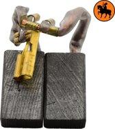 Koolborstelset voor Fein frees/zaag MSF 666 - 8x12,5x22mm