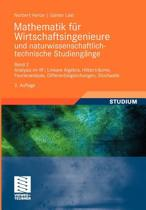 Mathematik F r Wirtschaftsingenieure Und Naturwissenschaftlich-Technische Studieng?e