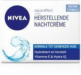 NIVEA Herstellend - 50 ml - Nachtcrème