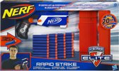 NERF N-Strike Elite Rapid Strike - Blaster